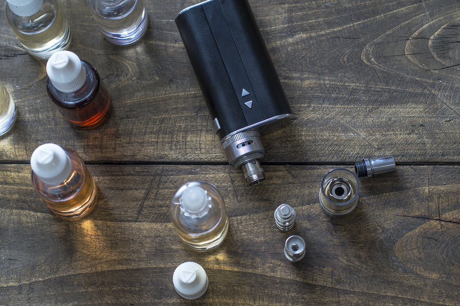 quality e-liquids with nicotine