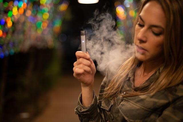 non-nicotine e-liquid