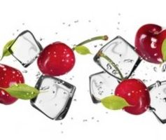 e juice cherry ice