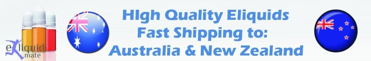 e-liquid Australia
